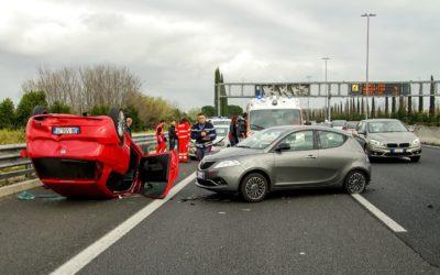 Odszkodowanie powypadkowe – wypadek drogowy